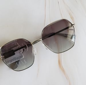 Elle Fashion Shaped Lens Sunglasses